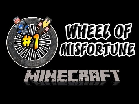 Minecraft: Wheel of Misfortune | Ep.1, Dumb and Dumber