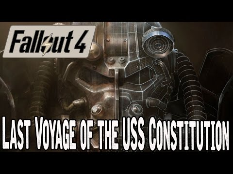 Fallout 4 The Last Voyage of the USS Constitution Quest