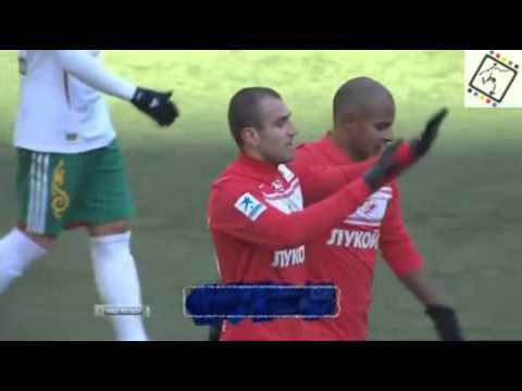 Y. Movsisyan's Hat-trick (FC Spartak) Vs FC Terek