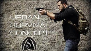 Black Scout Tutorials - Urban Survival Concepts