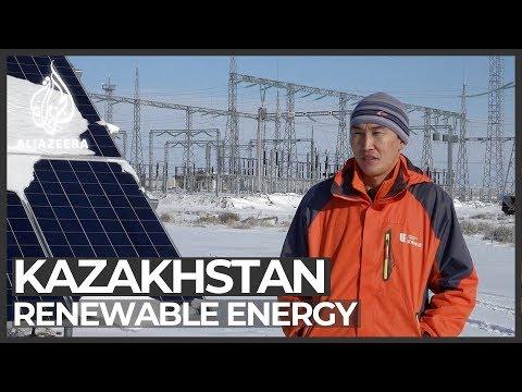 Kazakhstan energy: Drive to adopt greener, healthier sources