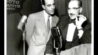 You Bet Your Life radio show 1/2/52