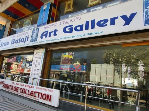 Sree Balaji Art Gallery Infantry Road Bangalore | ShoppingAdviser