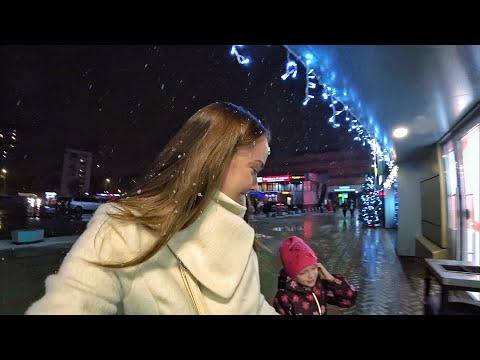 ВЛОГ Остались без утюга... Тёмные птицы в продаже! 14.12.2017