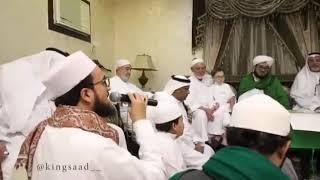 نفحات حجازية من مجالس الحجاز المنشد محمد الدرة