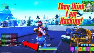 15 glitches that will make everyone think you are hacking (insane) Fortnite glitches season 8