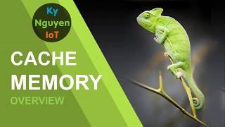 Kiến trúc máy tính: Bộ nhớ đệm - Phần 1: tổng quan (cache memory overview)