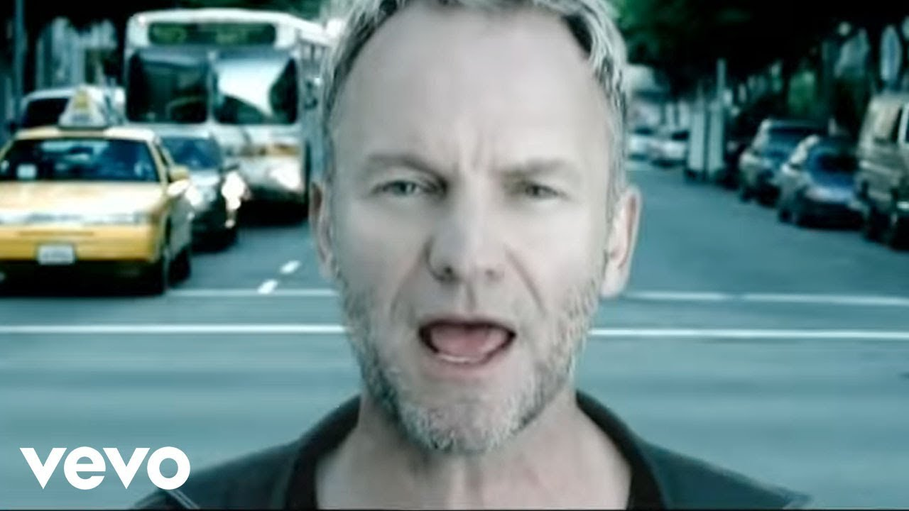 Sting send your love youtube