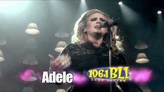 106.1 BLI Long Island's # 1 Hit Music Station - Spring 2012