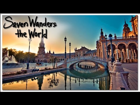 Why I Love Wandering | Seville Spain