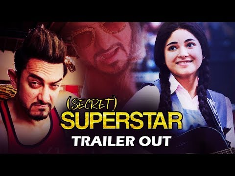 Secret Superstar Trailer