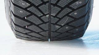 Ставим зимнюю резину. Шипованные шины и их особенности(, 2016-10-30T17:00:02.000Z)