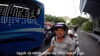 supercare project kemacetan kota yogyakarta di akhir pekan