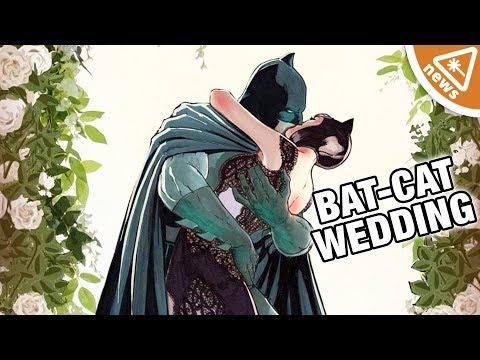 Why Did DC Spoil Batman and Catwoman's Wedding? - Nerdist