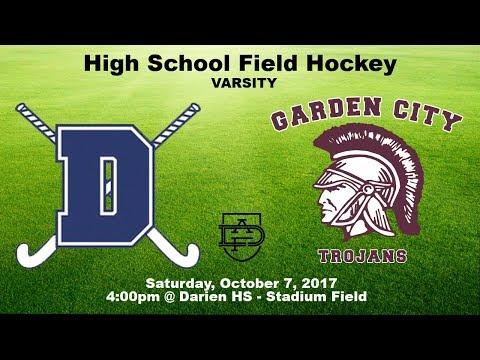 Darien Varsity Field Hockey vs Garden City (NY)