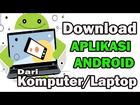 Cara Download Master Aplikasi ANDROID Melalui Browser (Opera Mini, Firefox, UcBrowser, Etc)