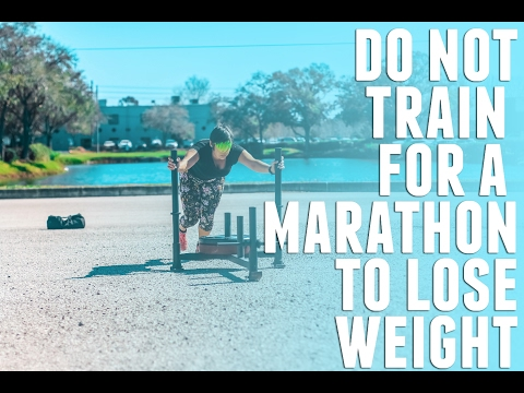 Can You Lose Weight While Training For A Marathon? Coffee Talk Episode 2
