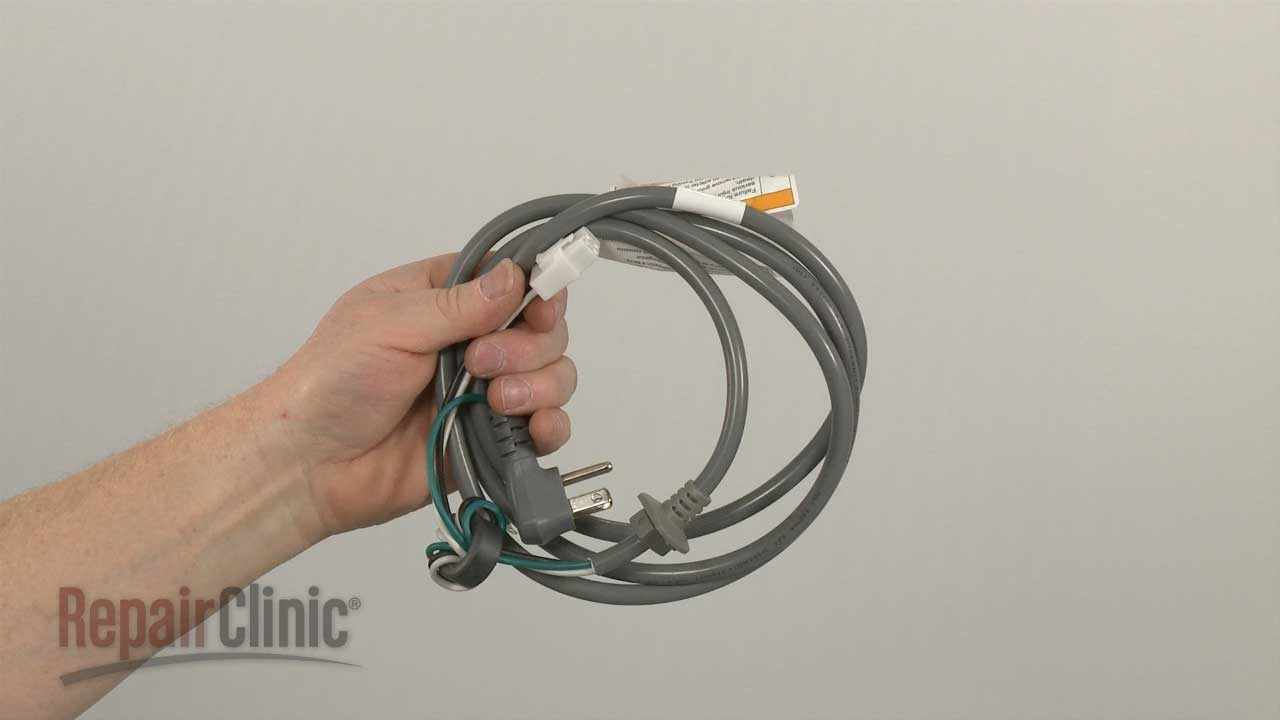lg top load washer power cord replacement ead40521444 youtube lg washer wiring [ 1280 x 720 Pixel ]
