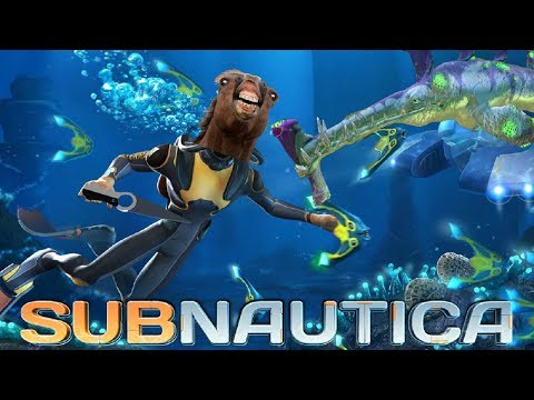 Subnautica Part 16 Project Eagle wings!