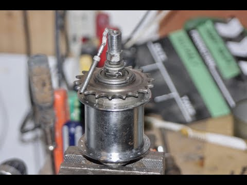 "Sturmey Archer  Restoration - Pt.2   ""Evaluation"""
