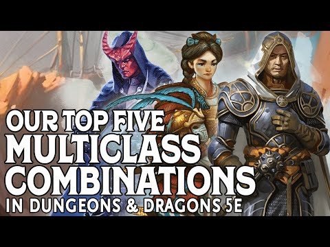 5e best 3 multclassed options
