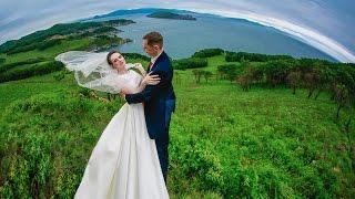 Фотограф Николай Николаев свадебная фотосъемка в Находке Владивостоке
