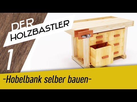 Die Hobelbank #1 - Es geht los mit meinem größten Projekt