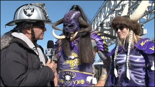 Vikings @ Raiders 2015 - Bad Boyz of BBQ Tailgate Party