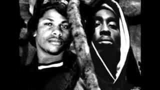2Pac  Eazy e   Thug 4 life Still Dre Remix 2TenRecords