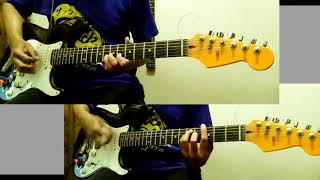 Barasuara - Pikiran dan Perjalanan (Guitar Cover)