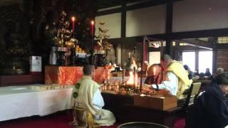 2016年1月14日 興雲律院 年越大祭 1
