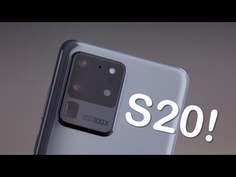 Nyobain Samsung Galaxy S20, S20 Plus dan S20 Ultra