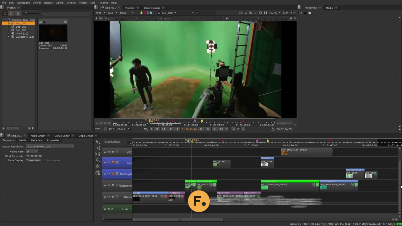 The Foundry Nuke Studio 11.2v2 Free Download