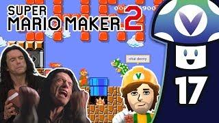 [Vinesauce] Vinny - Super Mario Maker 2 (PART 17)