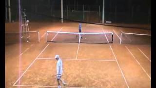 херсонский любительский большой теннис