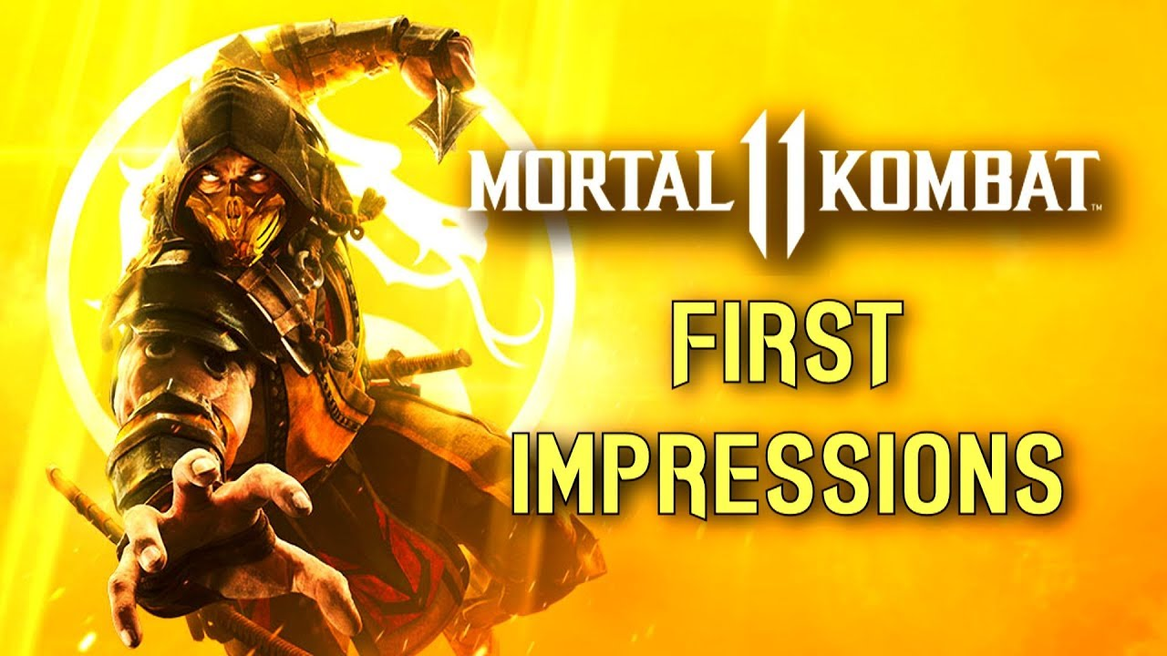 Mortal Kombat 11 closed beta is live