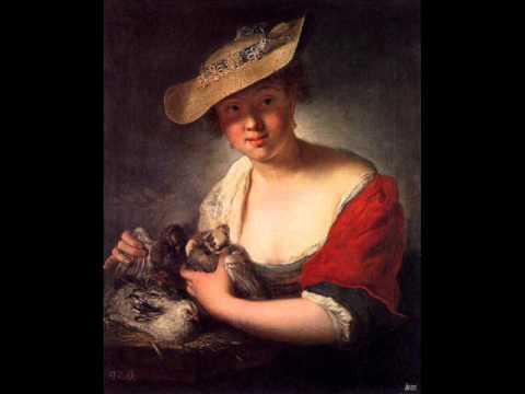 """Gaby Casadesus plays Rameau """"Le Rappel des Oiseaux"""""""