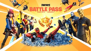 Fortnite Chapter 2 - Season 2 | Battle Pass Movie Trailer
