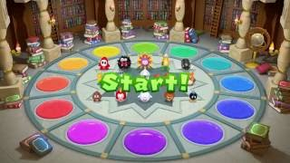 Mario Party 10 - All Mini-Games