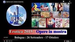 EROTICA 2015: OPERE IN MOSTRA