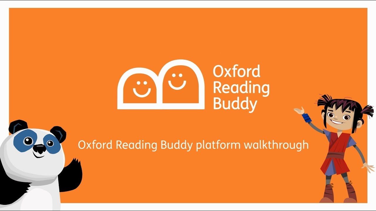 Oxford Reading Buddy Platform Walkthrough - YouTube