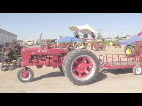 2017 TULARE ANTIQUE TRACTOR PARADE