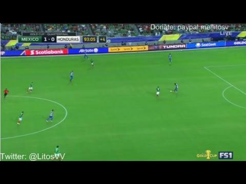 MEXICO V HONDURAS LIVE (VIVO) HD