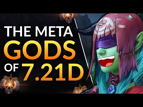 Try These OP HEROES IN 7.21D - Tier List Tips: Pick To CARRY | Dota 2 Meta Guide