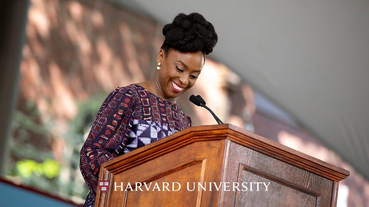 Chimamanda Ngozi Adichie: 'Above all else, do not lie', Harvard