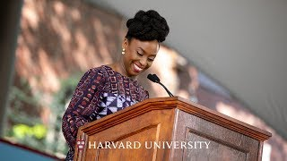 Author Chimamanda Ngozi Adichie addresses Harvard's Class of 2018 thumbnail