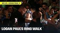 Logan Paul's Ring Walk