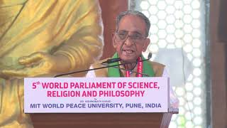 Session 2- Speech By Speaker- Dr. T. S. Devadoss at 5th World Parliament