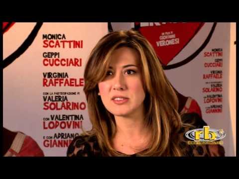 Virginia Raffaele e Valeria Solarino, intervista, Una donna per amica, RB Casting