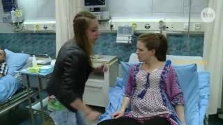 Pacjentka zaatakowała kobietę w ciąży! [Szpital]